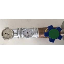 CTV Brønd-brønd damplednings diffuser
