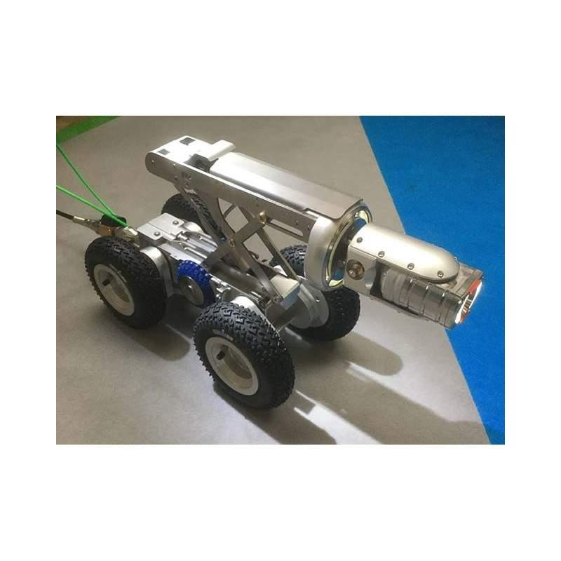 ibos mobilt traktoranlæg i Alukasse
