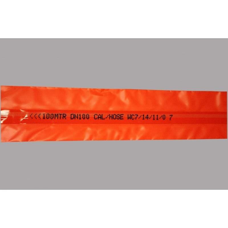 CTV Orange kalibreringsslange DN 100
