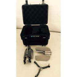 """USB Düsen Turbo-I rodskærer med kæder (G1/2"""" eller G3/4"""") - Rodskærer - USB Düsen"""