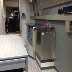 IBAK TV-bil - Interiøropbygning model Standard med gennemgang - EX udstyr, Populære produkter, TV-biler - IBAK