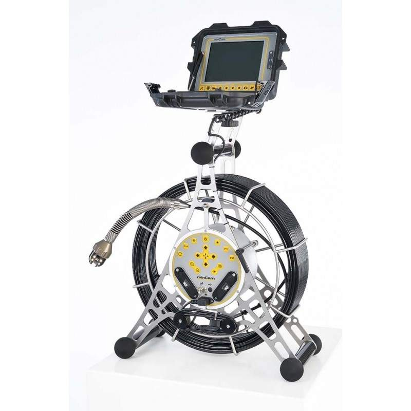 minCam 360 P&T stikledningskamera - Skubbe kamera, Stik kamera - minCam