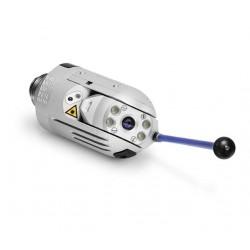 IBAK NANO-L kamerahoved til skubbesystem eller LISY stikledningssystem - Produkter, Kamerahoved - IBAK