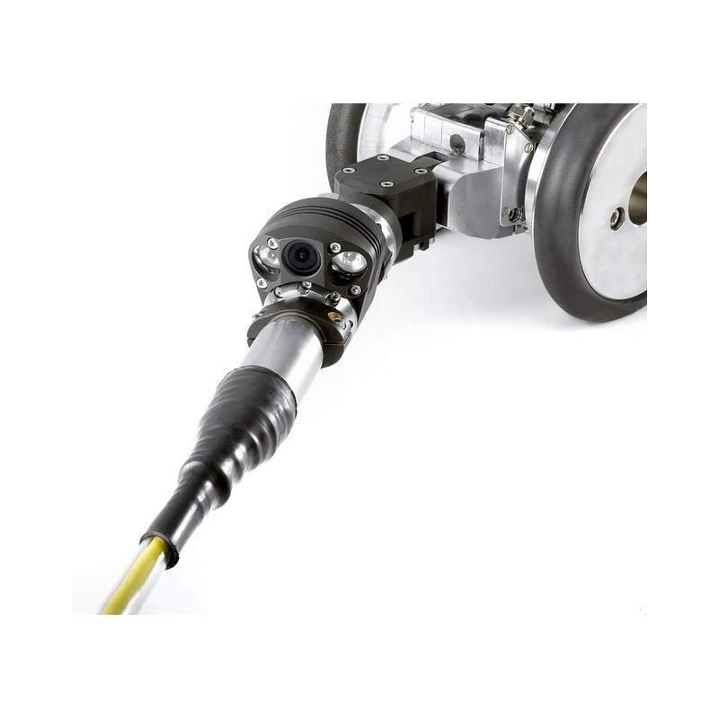 IBAK Retrus bakkamera til traktorsystem - Kamerahoved - IBAK
