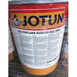 JOTUN Baltoflake Ecolife RAL 9002 16 ltr. (20 kg.) - Spraymaling, Det daglige arbejde - JOTUN