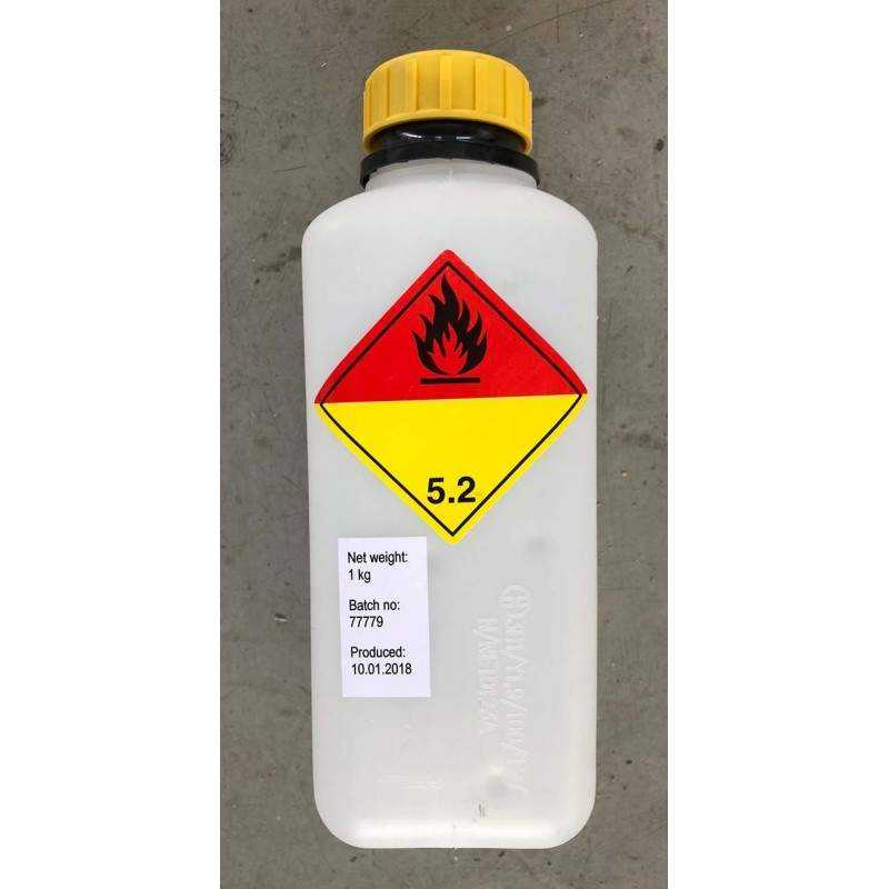 Rechland Norpol peroxide nr. 13 hærder - 1 ltr. - Produkter, Spraymaling - JOTUN