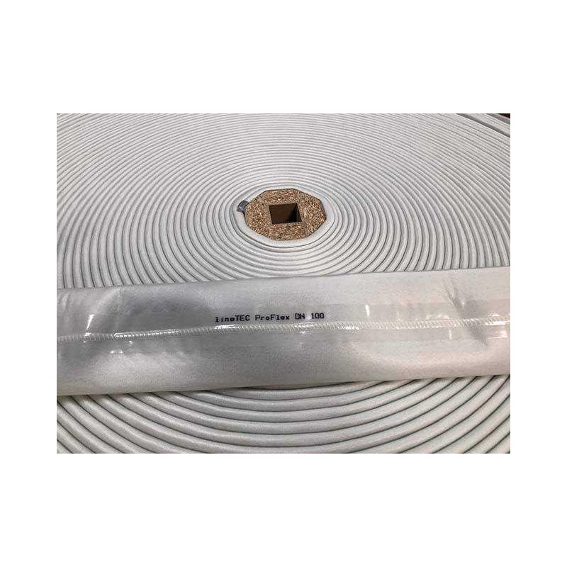 lineTEC ProFlex 3D liner DN 70 - Ø70-100 mm - NO DIG, Strømpeforing udstyr, Nye produkter, 3D Liner - lineTEC