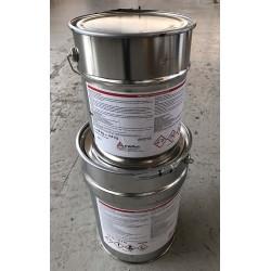 F. Willich Epoxy 100 : sæt á 16+4,8 kg til strømpeforing - Strømpeforing , Kemi - Epoxy - F. Willich