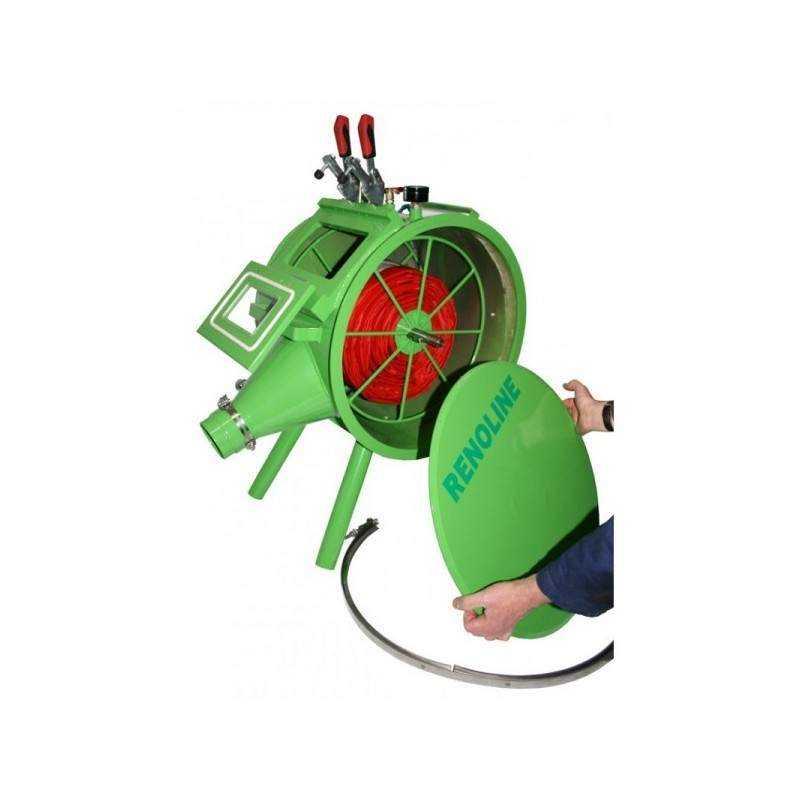 Renoline Mini inverteringstromle til strømpeforing - Strømpeforing:, Inverteringstromle - C-TV