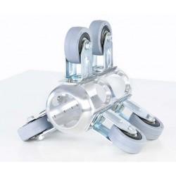 Slæde Ø130-250 mm til minCam mC50 - Skubbe kamera: - minCam GmbH