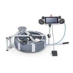 IBAK NanoGator 100-200 mm, manuel elektrisk cutter, støjsvag-effektiv - Nye produkter, Populære produkter, Manuel cutter - IBAK