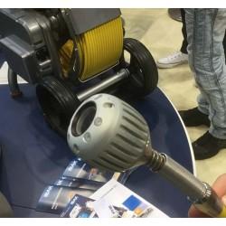 IBAK AxialCam 2 kamerahoved stikbart til skubbesystem - Produkter, Kamerahoved - IBAK