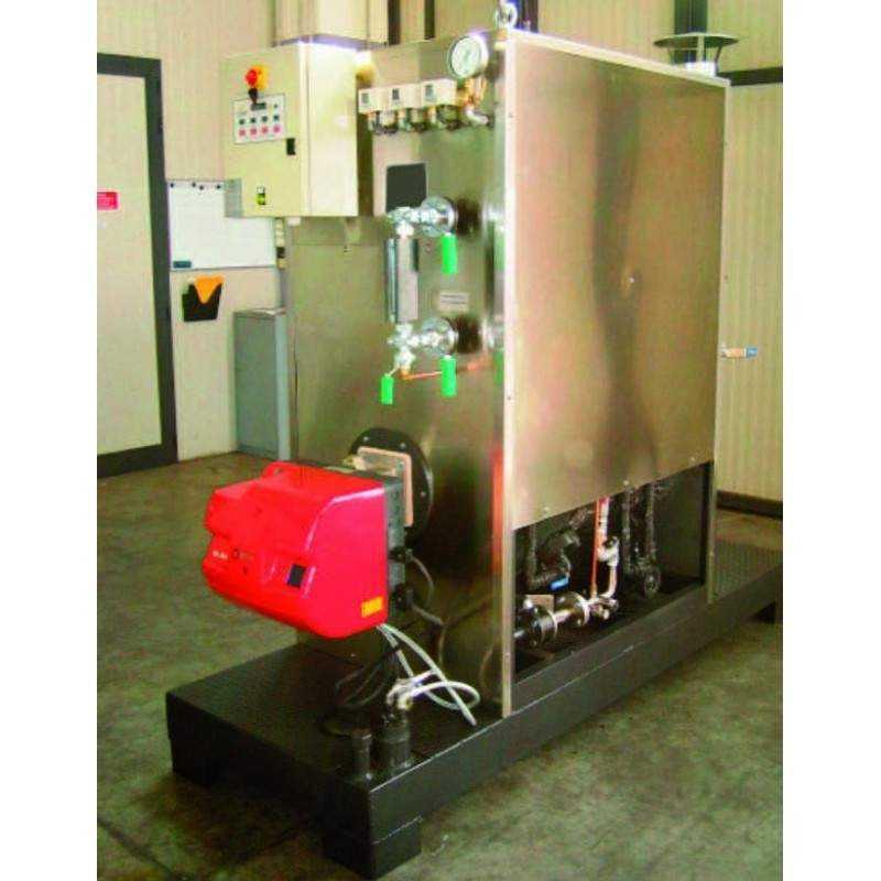 Bodus ST-600 dampanlæg til strømpeforing - NO DIG, Strømpeforing:, Dampanlæg - Bodus