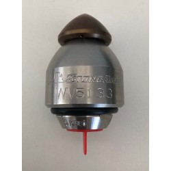 """Warthog WV -1/4"""" - Vanddrevet Jet Cutter - Produkter, Spule- og kloak dyser, Nye produkter, Rodskærer, Rotationsdyser - Warthog"""