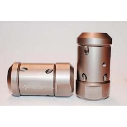 """CTV 031 D40 Rotordyse DN13 el. G 1/2"""" - Spule- og Kloak dyser, Nye produkter, Rotationsdyser - C-TV"""