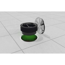 Green Drain - fremtidens vandlås - GD4 - diameter 102-110 mm - Produkter, Nye produkter, Andet værktøj og udstyr - Green Drain