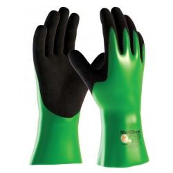 MaxiChem 56-635 kemikalieresistent nitril handske str. 10 - Strømpeforing udstyr, Punktrenovering: , Handsker mm., PointLiner u