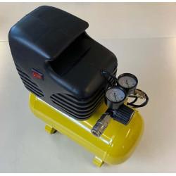 CTV Kompressor 0,4 hk - kompakt model til små opgaver - Strømpeforing:, Punktrenovering: , Reliningudstyr, PointLiner udstyr -