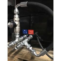 C-TV Bypass slange til højtryks Hotbox uden re-cirkulation - Produkter, NO DIG, Reliningudstyr - C-TV