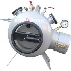 KrasoTech KrasoDrum 400 ALU inverteringstromle inkl. studser - NO DIG, Nye produkter, Inverteringstromle - KrasoTech