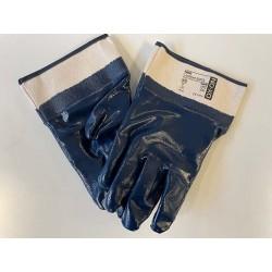 CTV NBR-handsker kraftig kvalitet heldyp m/manchet - Handsker mm. - C-TV