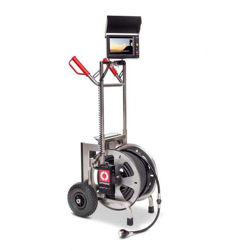 Optronic JetCam 40 PRO (spulekamera) - Spule- og kloak dyser, Stik kamera - Optronic