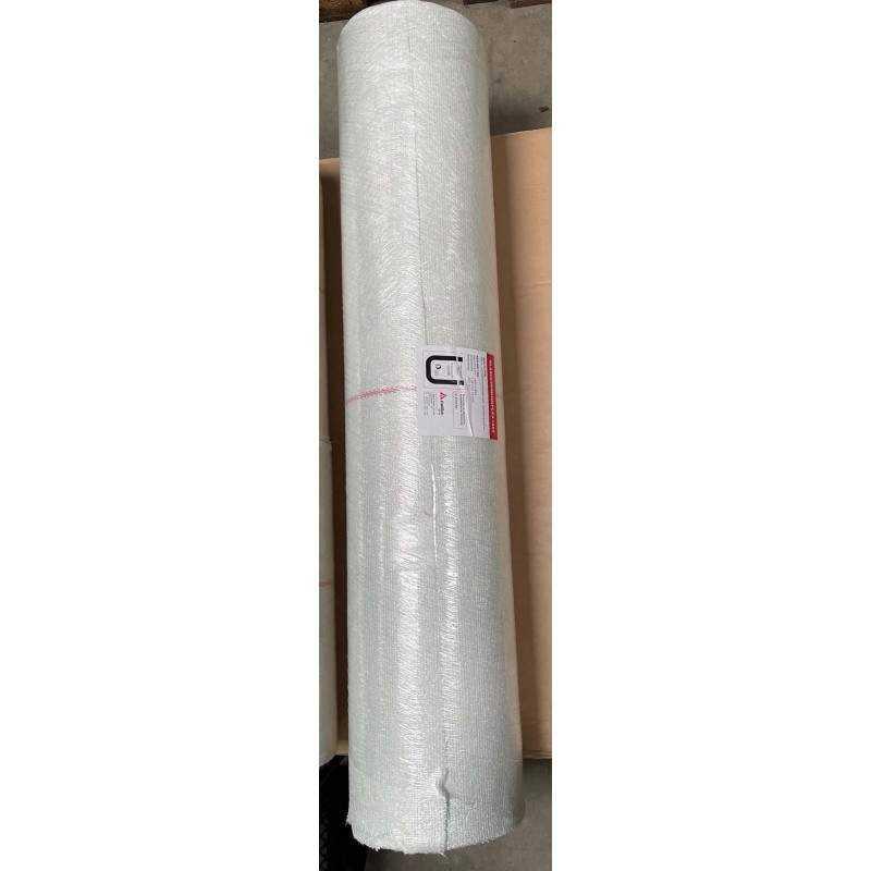 CTV Glasfibervæv 1400g - klip selv rulle 128cm 66 kg - Punktrenovering: , Glasvæv mm. - F. Willich