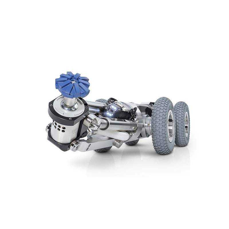 IBAK MicroGator Air 200-800 mm, pneumatisk cutter, støjsvag-effektiv - Nye produkter, Populære produkter, Mobil traktorcutter -