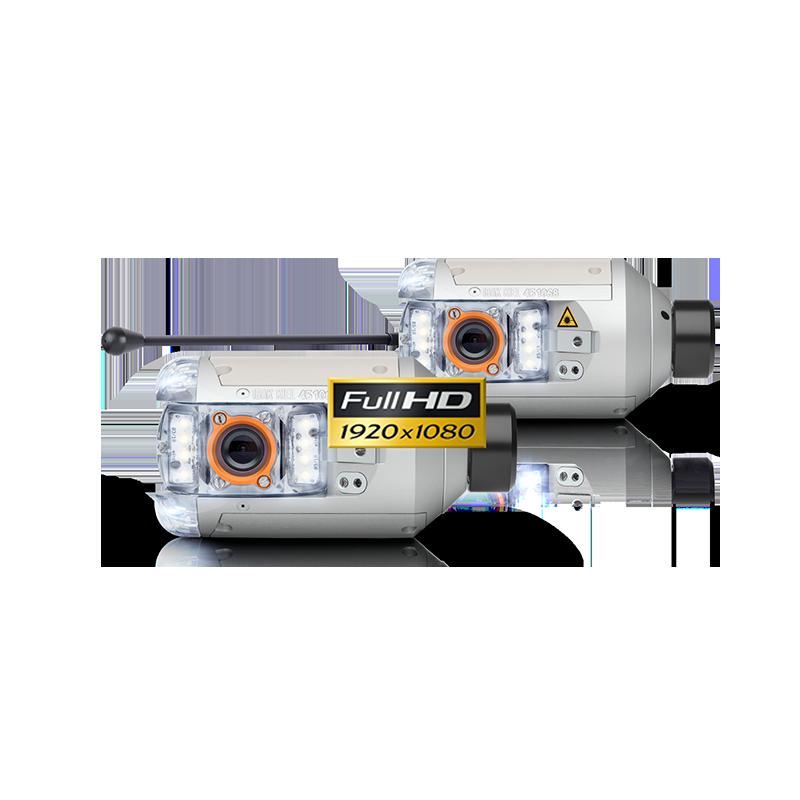 IBAK ORION 3 kamerahoved til traktorsystem - Kamerahoved - IBAK