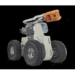 IBAK Orpheus-2 HD kamerahoved til traktorsystem - IBAK TV-køretøjer:, Kamerahoved - IBAK