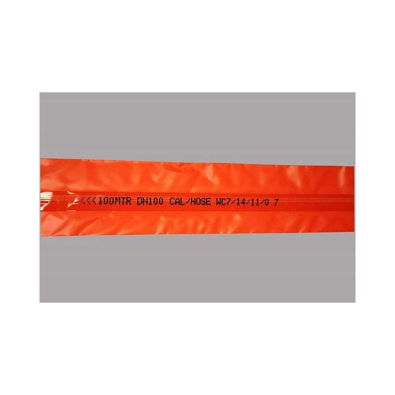 CTV Orange kalibreringsslange DN100 mm - syet - Strømpeforing udstyr, Kalibreringsslange, Det daglige arbejde - C-TV