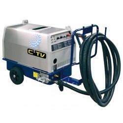 CTV Steam Box Pro 230/50 - 78 kg. dry steam inkl. tilbehør