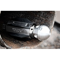 """Warthog WGR-5/4"""" Magnum - Jet cutter (egnet til genbrug) - Produkter, Spule- og kloak dyser, Rodskærer, Rotationsdyser - Warthog"""
