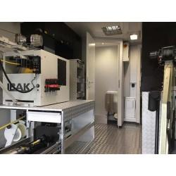 IBAK TV-bil Model Kasseopbygning - EX udstyr:, Zone 2, TV-biler - IBAK