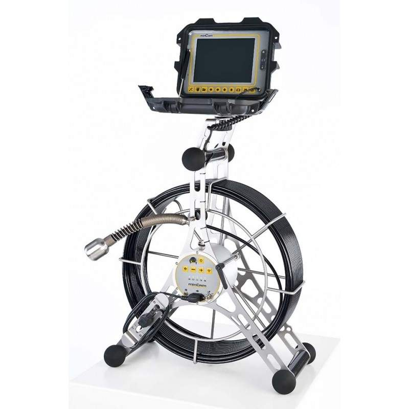 minCam mC50 inspektionskamera - Skubbe kamera:, Axial kamera - minCam