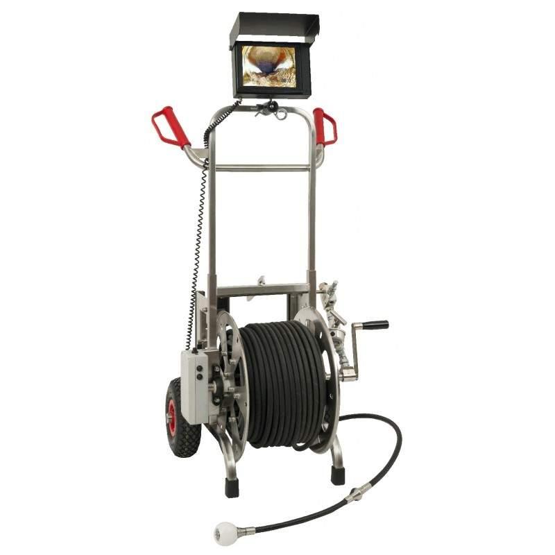 Optronic JetCam 40 PRO (spulekamera) - Spuledyser , Stik kamera - Optronic