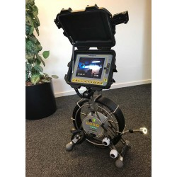 minCam mC30 TV-inspektionskamera - Skubbe kamera:, Industri kamera, Axial kamera - minCam