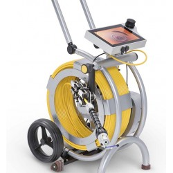 IBAK NANO-L kamerahoved til skubbesystem eller LISY stikledningssystem - Produkter, Kameraer - IBAK