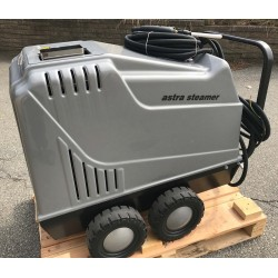 CTV Tørdamp anlæg Evo 50 - 33 kg. inkl. tilbehør til strømpeforing - NO DIG, Strømpeforing udstyr, Dampanlæg - C-TV