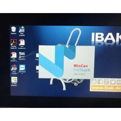 WinCan ProTouch inspektionssoftware til installation på IBAK MiniLite 2 - TV-inspektions software, WinCan VX (V8) - WinCan