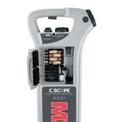 C.Scope MXL4 kabelsøger med datalogging og alarmzone - Spor & Søg, Kabel- og rørsøgere:, Cat & genny - C.SCOPE
