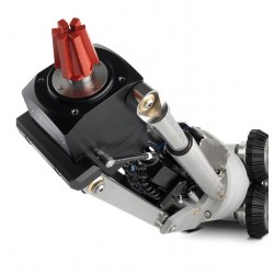 IBAK cutter bil - Interiøropbygning med gennemgang - eldrevet robotcuttersystem - IBAK Cutter-bil, Populære produkter - IBAK