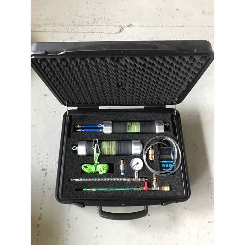 CTV Trykprøvnings system DS 8-15 til luft - Trykprøvning, Forsideprodukter - C-TV