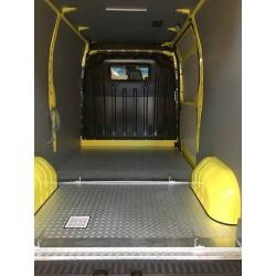 IBAK Palette system - nem og enkel løsning til alle køretøjer - EX udstyr:, IBAK TV-køretøjer:, TV-biler - IBAK