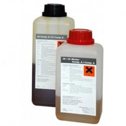 CTV silikat PL 2K Sommer til Ø100 mm -  250 ml + 500 ml.