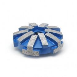 N-TEC II mushroom Ø80 fræsehoved med diamant (SO-11310210)