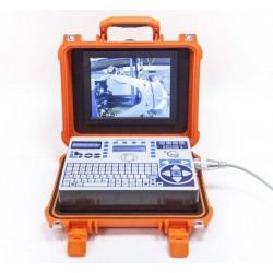 "Ibos ReBOSS stikledniingskamera KZ60 med 10"" vandtæt skærm - Skubbe kamera, Stik kamera, Populære produkter - ibos"