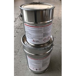 C-TV Epoxy 50 : sæt á 16+4,0 kg til strømpeforing - Strømpeforing:, Kemi - Epoxy - C-TV