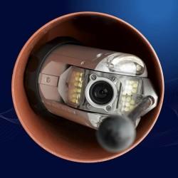 IBAK Orion 2.8 L kamerahoved til MiniLite 2 - Produkter, Kameraer - IBAK
