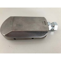 "USB Düsen Flynder 3D G 1/2"" bunddyse - Spuledyser , Bunddyser - USB Düsen"